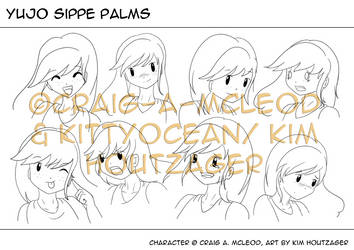 Commission - Yujo - Expressions Web