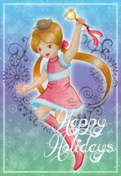 Happy Holidays Kalua!
