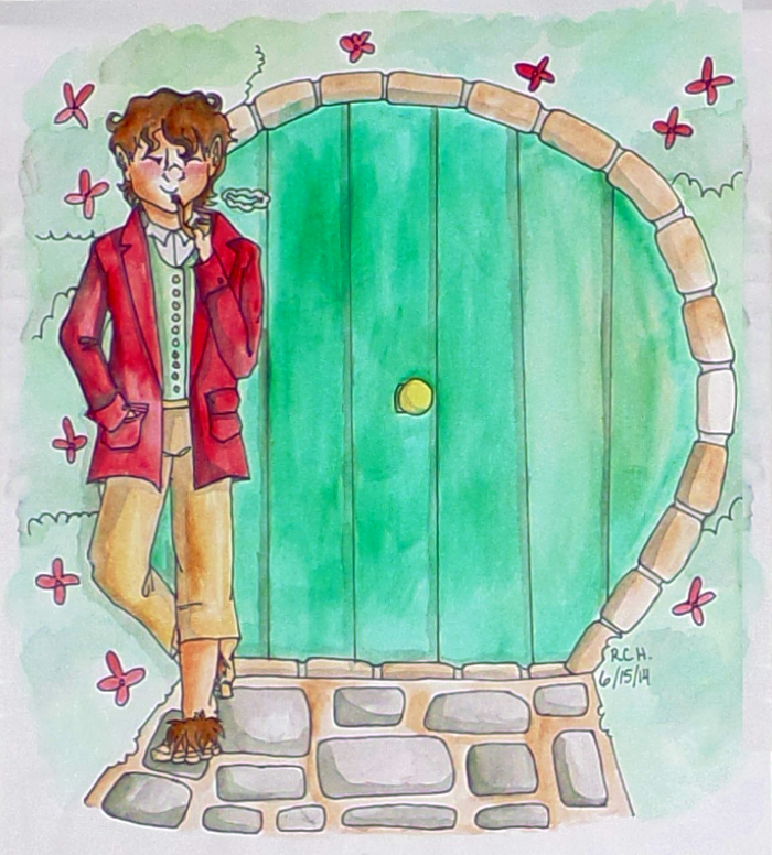 A Baggins of Bag End by RavenclawHobbit