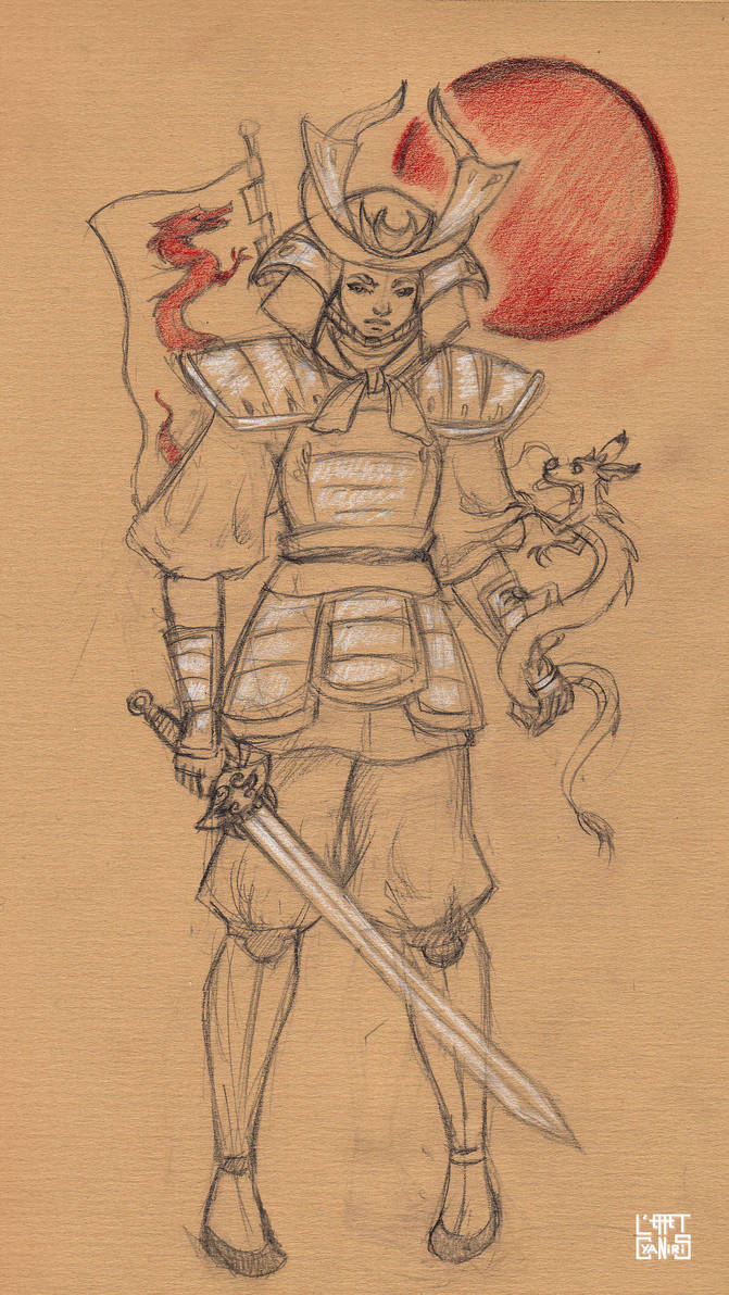 Mulan by selewyn