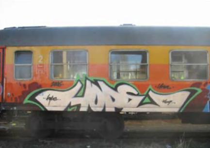 Train killer by el-slow