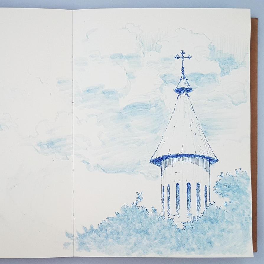 Outdoor Sketch 18 by Dakarri