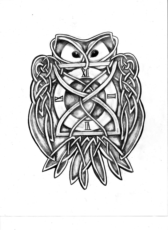 owl tattoo ideas favourites by Kaytori on DeviantArt - photo#42