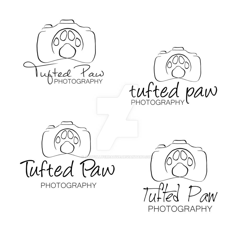 Tufted Paw Logo Concepts by artfullycreative