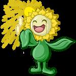 Sunflora - Sunny Day by SilverTheCreator