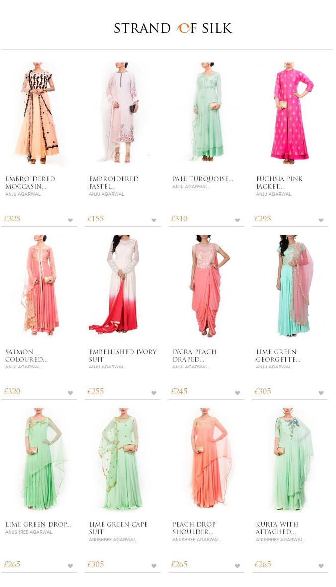 Where to buy indian clothes online in usa