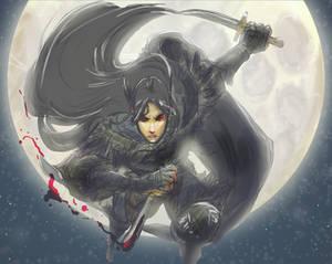 Critical Role's Vax'ildan the Half Elven Rogue