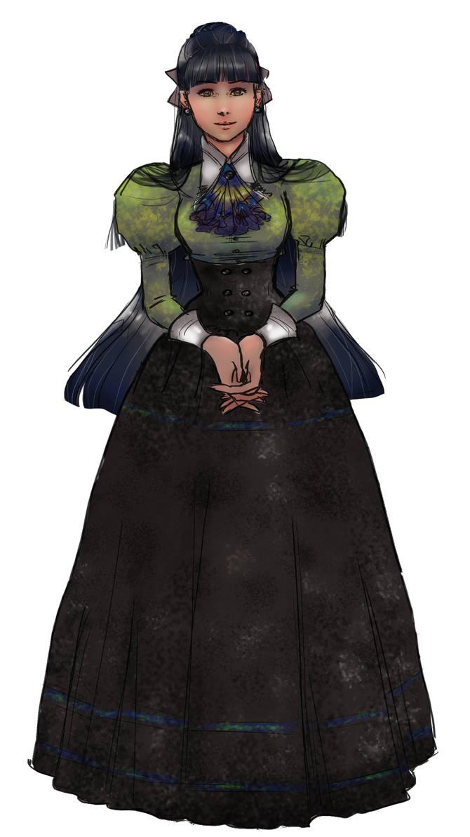 Lady Ofelia Modesta