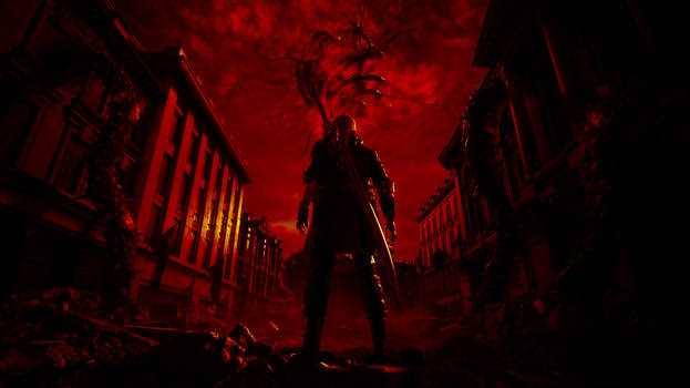 Devil May Cry 5 Red