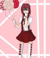 Balloon Fun by DudeImmaGirl