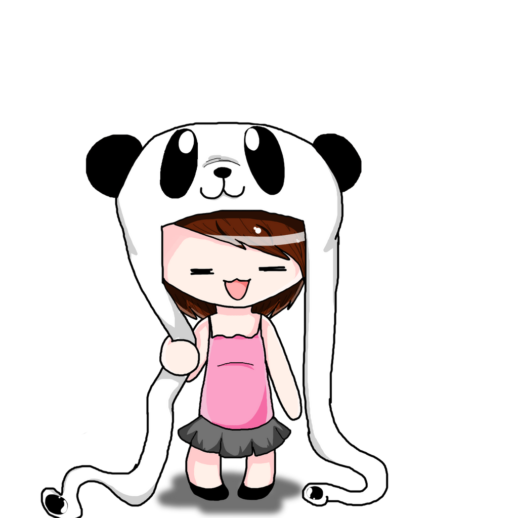 Chibi Panda Wallpaper For Kids