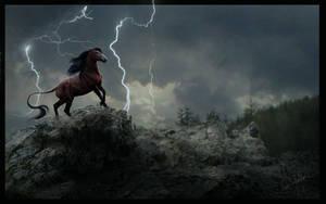 Thunderous Noise by Cascade--Studios