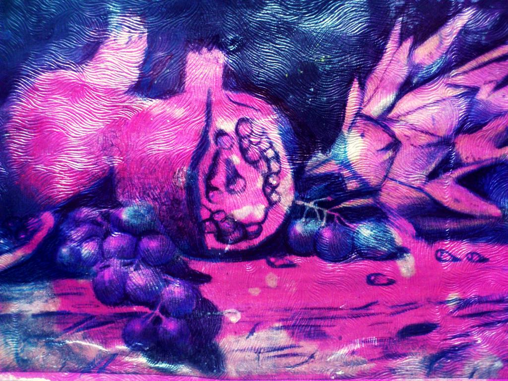 Pomegranate by GraceDoragon