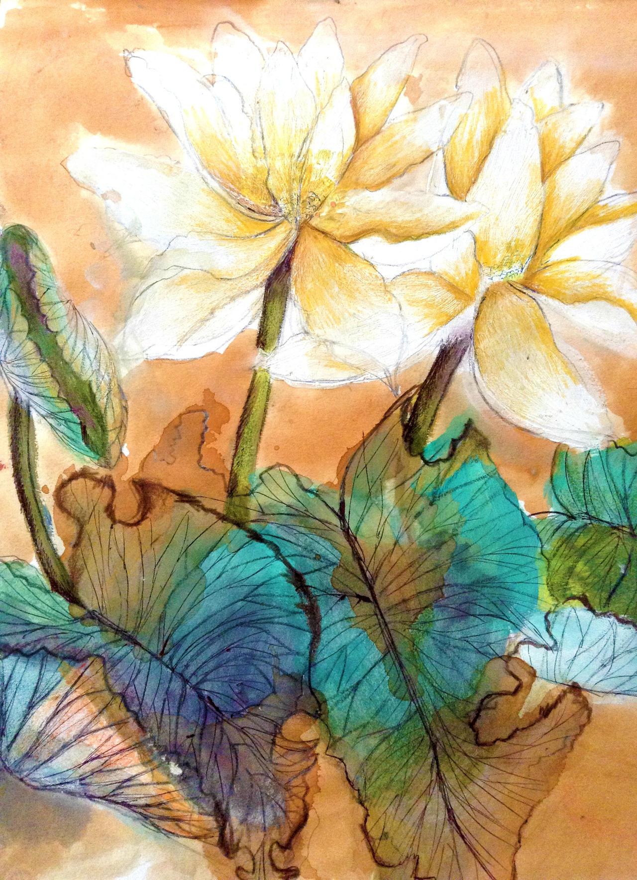 Lotus by GraceDoragon