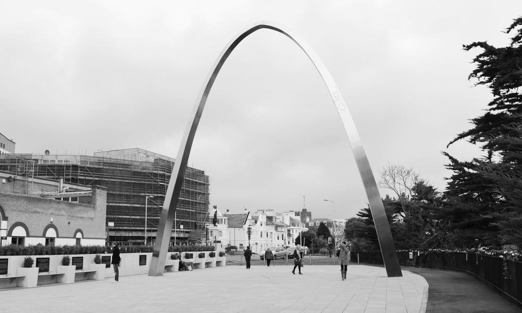 Arch by GraceDoragon