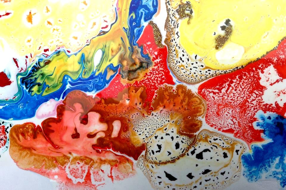 Inks paintings by GraceDoragon
