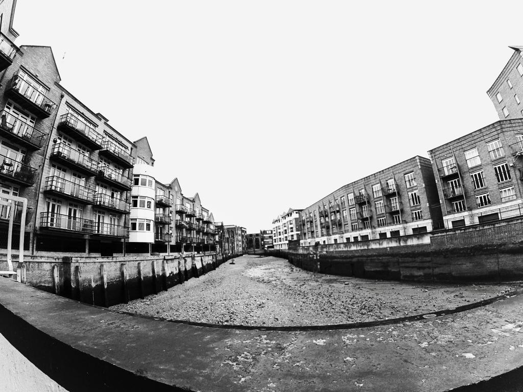 Housing in London by GraceDoragon
