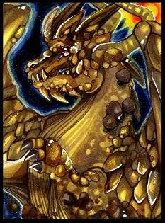 64 . Nachtgold by Lufiana