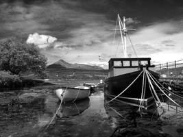 Arran, Scotland by oboh