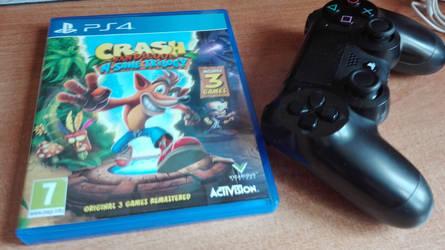 Crash is back!