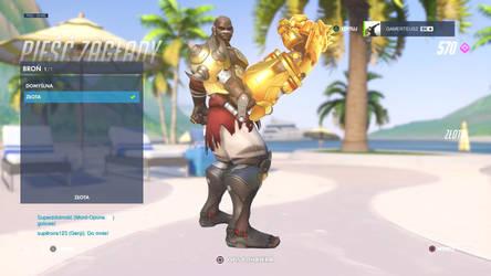 Golden Doomfist