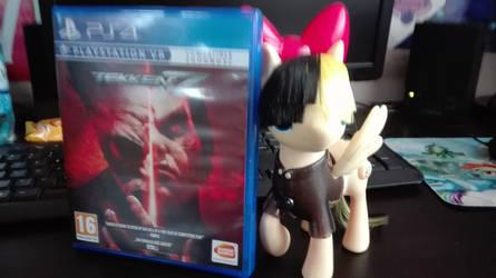 i got SongBird and Tekken 7 PS4