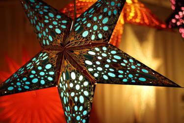 Blue Star by GeorgeAmies