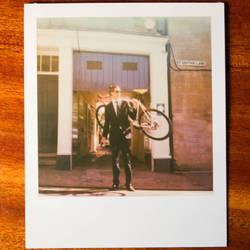 Bike Theif by GeorgeAmies