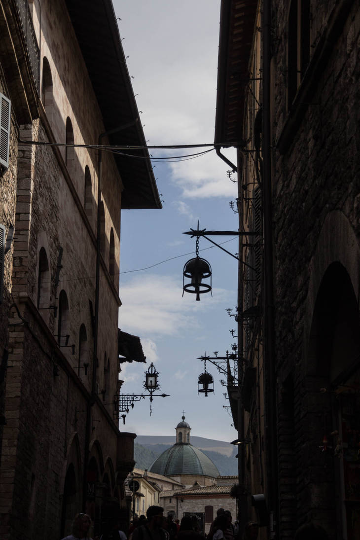 Assisi Ally by GeorgeAmies