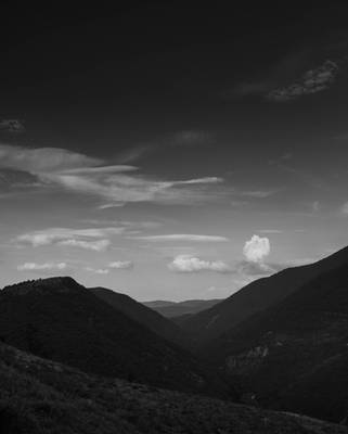 Assisi Mountains by GeorgeAmies