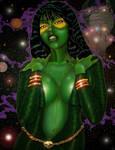Gamora Thanos nuff said