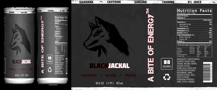 BlackJackal Energy Drink