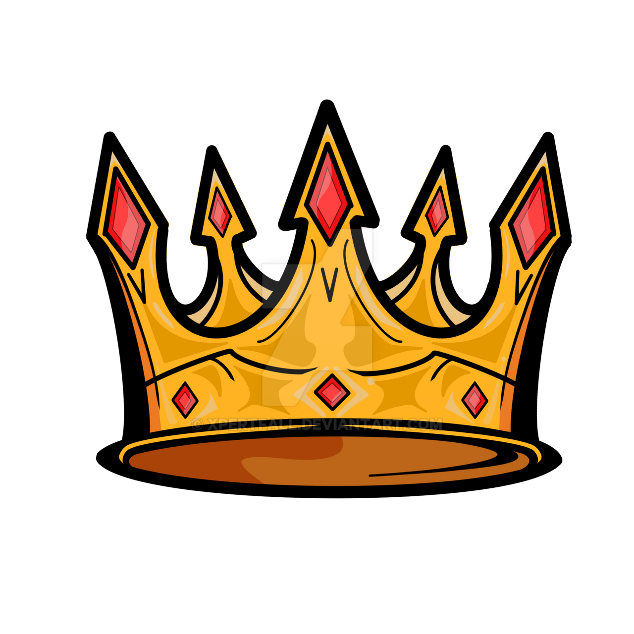 King's Crown by Xpertfall