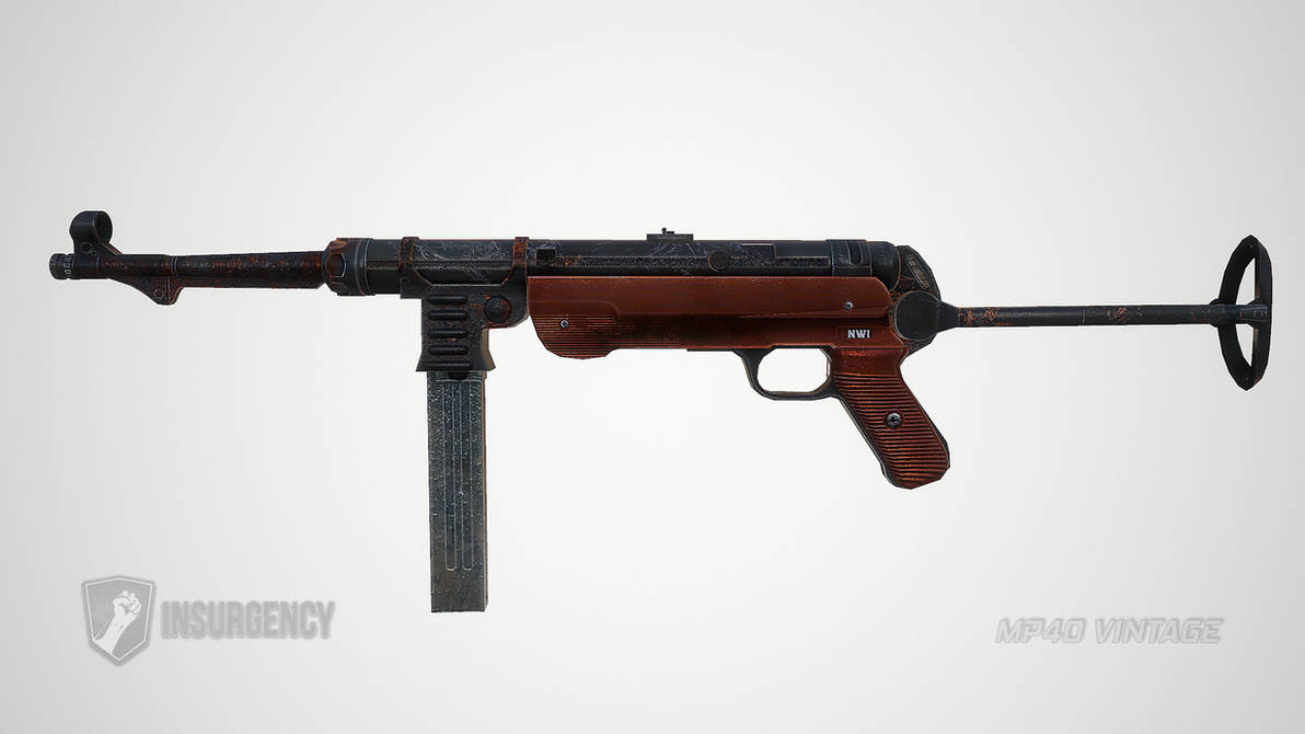MP40 Vintage by Xpertfall