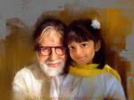 Bachhan -digital art