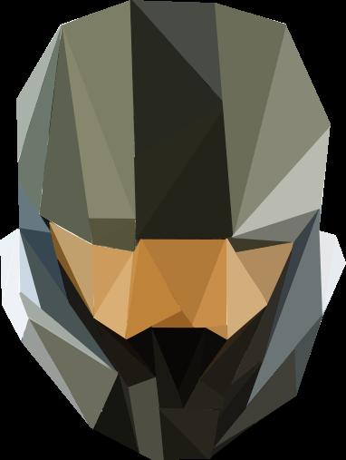 Master Chief Helmet By Trevsm On Deviantart