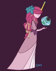 Princess Bubblegum by Number-36