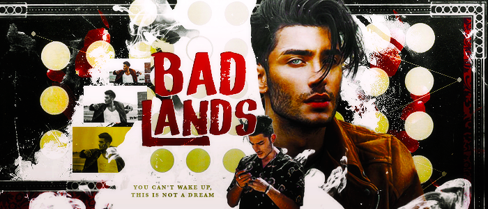 Badlands by conformityx