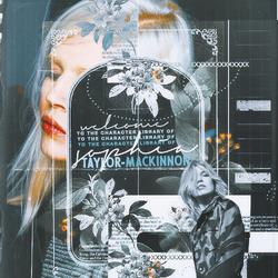 145 - Sophia Taylor-Mackinnon