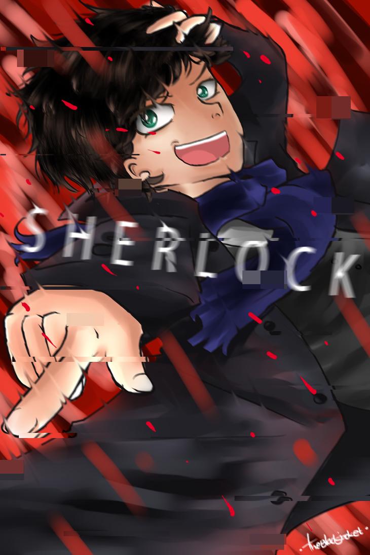 Sociopath-kun by TheBlackJacket