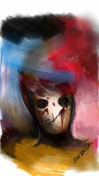 mask by ninsouza