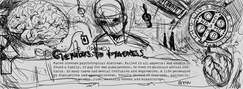 genius to madness by ninsouza