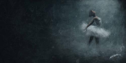 Ballerina by ninsouza