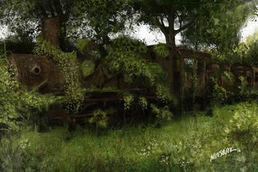 Locomotiva by ninsouza
