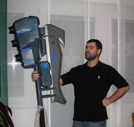 Gravity Hammer 2 by ManAtArmsProps
