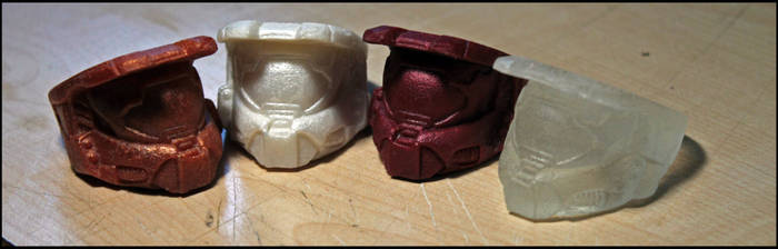 HALO 3 MC Helmet Rings by ManAtArmsProps