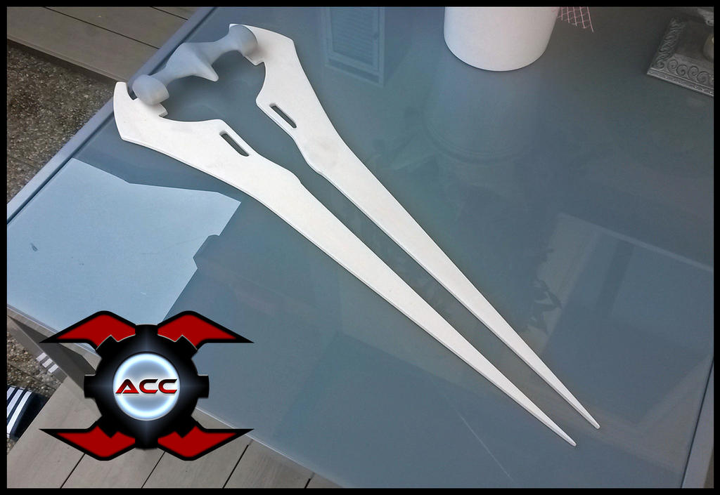 Type-1 Energy Sword (Reach Version) by ArmorCorpCustoms