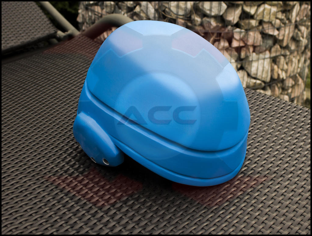 Project Killzone: Helmet 95% by ArmorCorpCustoms