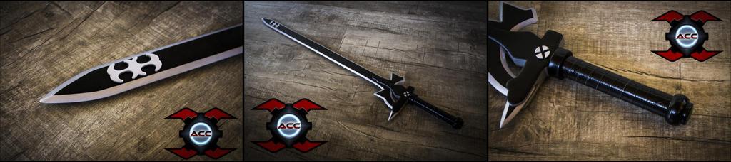 Elucidator - Sword Art Online by ArmorCorpCustoms