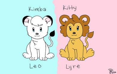 Kimba and Kitty